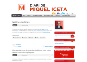 diaridemiqueliceta.wordpress.com