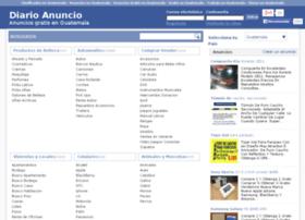 diarioanuncio.com.gt