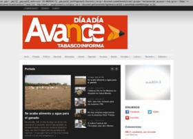 diarioavancetabasco.com