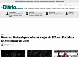 diariodonordeste.verdesmares.com.br