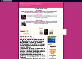 diarioprincesaletizia.blogspot.com