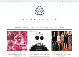 diary.luxurystation.com
