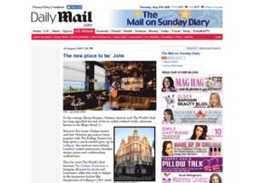 diary.mailonsunday.co.uk