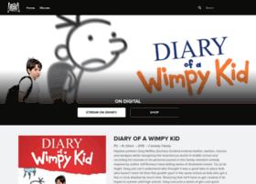 diaryofawimpykidmovie.com