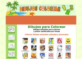 dibujoscolorear123.com