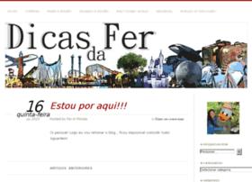 dicasdafer.com.br