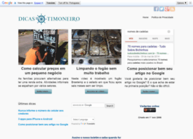 dicasdotimoneiro.com.br