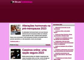 dicasfemininas.com.br
