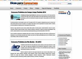 dicasparaconcursos.com.br