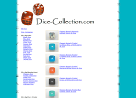 dice-collection.com