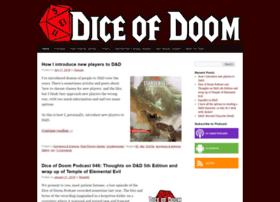 diceofdoom.com