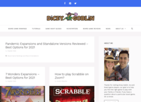 diceygoblin.com
