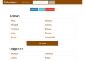dichosweb.com