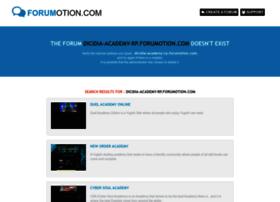 dicidia-academy-rp.forumotion.com