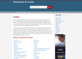 dicionariodelatim.com.br
