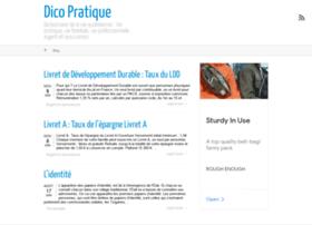 dico-pratique.com