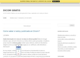dicomgratis.org