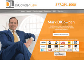 dicowdenlaw.com