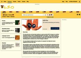 dict.leo.org