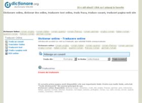 dictionare.org