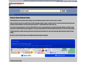 dictionarroman.ro