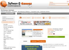dictionary-german.10001downloads.com
