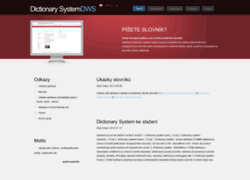 dictionary-system.hvalur.org