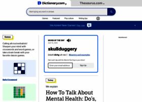 dictionary.reference.com