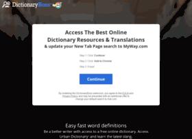 dictionaryboss.com
