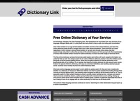 dictionarylink.com