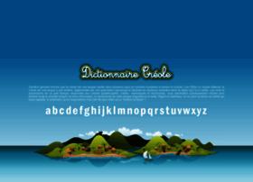 dictionnaire-creole.com