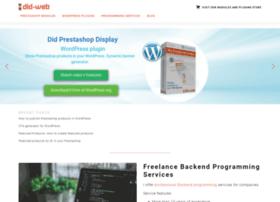 did-web.com
