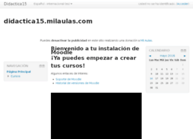 didactica15.milaulas.com