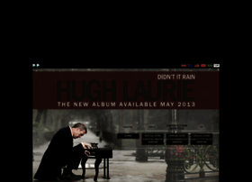 didntitrain.hughlaurieblues.com