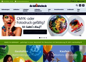 die-ballondrucker.de