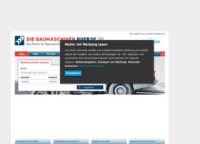 die-baumaschinen-boerse.de
