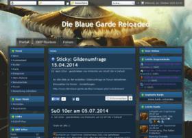 die-blaue-garde.de