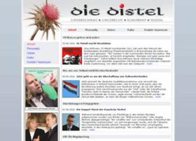 die-distel.info
