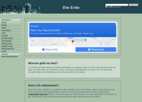 die-erde.com