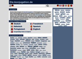 Die-konjugation.de