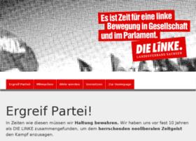 die-linke-sachsen.de