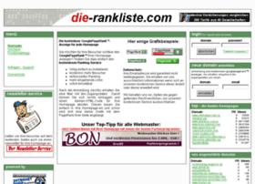 die-rankliste.com