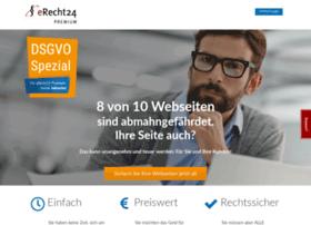 die-rechtssichere-website.de