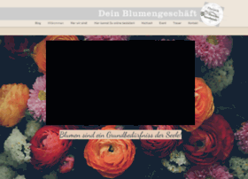 dieblumenoase.de