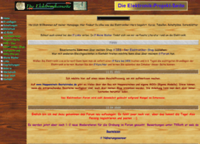 dieelektronikerseite.de