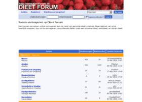 dieetforum.be