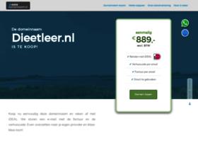 dieetleer.nl