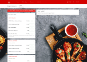 diegosrestaurantonline.co.uk