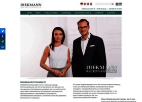 diekmann-rechtsanwaelte.de