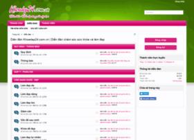 diendan.khoedep24.com.vn